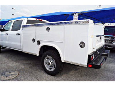 2018 Silverado 2500 Crew Cab 4x2,  Royal Service Body #182045 - photo 4