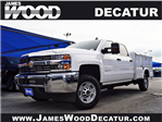 2018 Silverado 2500 Crew Cab 4x2,  Royal Service Body #182045 - photo 1