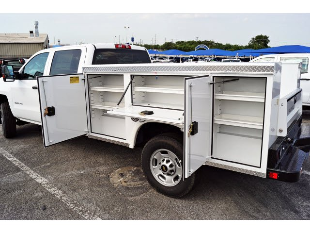 2018 Silverado 2500 Crew Cab 4x2,  Royal Service Body #182046 - photo 3