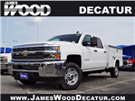 2018 Silverado 2500 Crew Cab 4x2,  Royal Service Body #182046 - photo 1