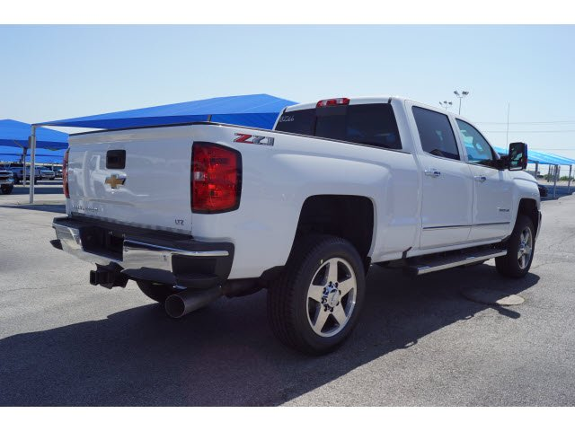 2018 Silverado 2500 Crew Cab 4x4, Pickup #182266 - photo 4