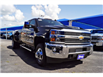 2018 Silverado 3500 Crew Cab 4x4,  Pickup #182340 - photo 3