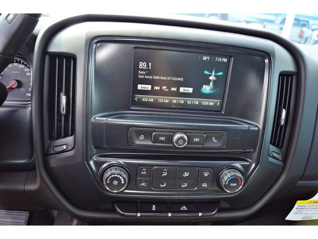 2018 Silverado 2500 Double Cab 4x4,  Cab Chassis #182370 - photo 6