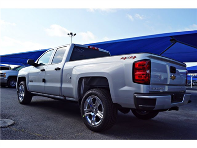 2018 Silverado 1500 Double Cab 4x4,  Pickup #182467 - photo 2