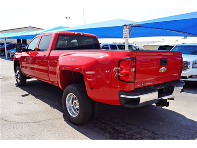 2018 Silverado 3500 Crew Cab 4x4,  Pickup #182471 - photo 2