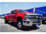 2018 Silverado 3500 Crew Cab 4x4,  Pickup #182471 - photo 3