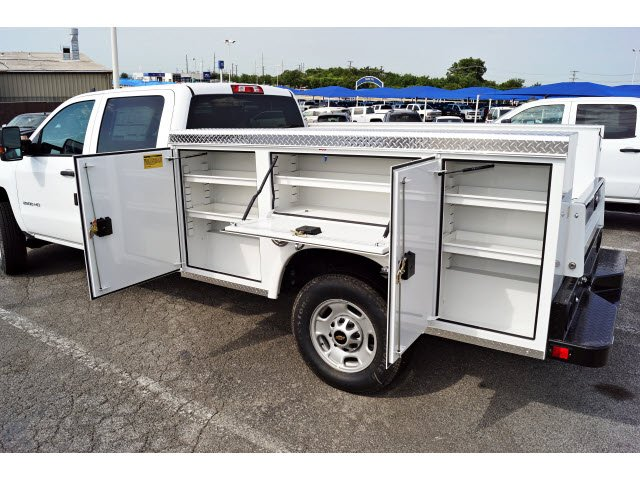 2018 Silverado 2500 Crew Cab 4x2,  Royal Service Body #182485 - photo 3