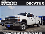2018 Silverado 2500 Crew Cab 4x2,  Royal Service Body #182485 - photo 1