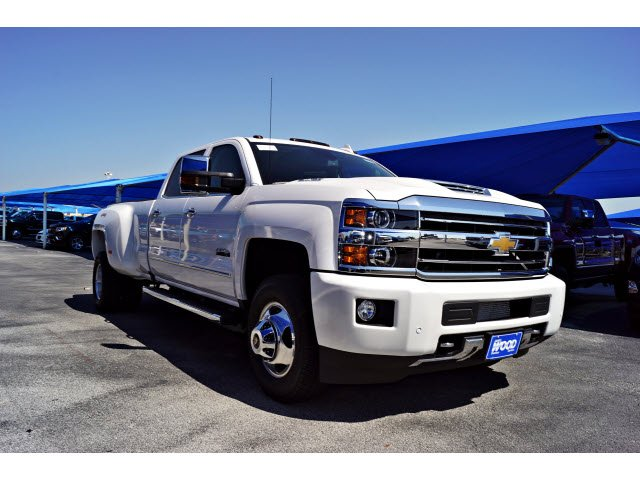 2018 Silverado 3500 Crew Cab 4x4,  Pickup #182490 - photo 3