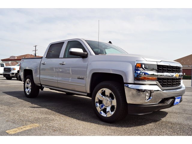 2018 Silverado 1500 Crew Cab 4x4,  Pickup #182520 - photo 4