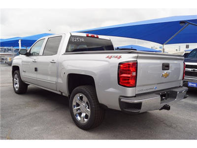 2018 Silverado 1500 Crew Cab 4x4,  Pickup #182532 - photo 2