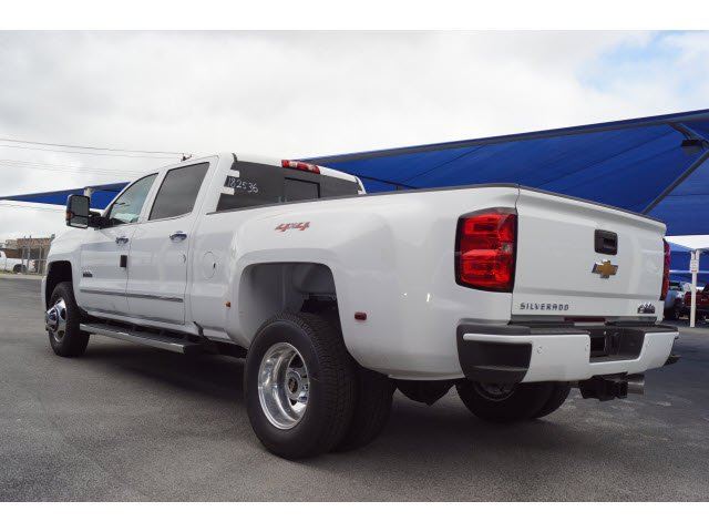 2018 Silverado 3500 Crew Cab 4x4,  Pickup #182536 - photo 2