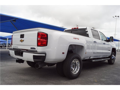 2018 Silverado 3500 Crew Cab 4x4,  Pickup #182536 - photo 4