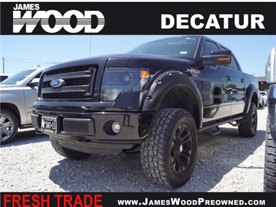 2014 F-150 SuperCrew Cab 4x4,  Pickup #182612A1 - photo 1