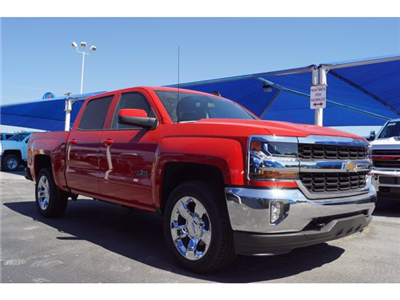 2018 Silverado 1500 Crew Cab 4x4,  Pickup #182634 - photo 3