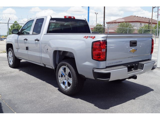 2018 Silverado 1500 Double Cab 4x4,  Pickup #182680 - photo 2