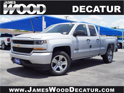 2018 Silverado 1500 Double Cab 4x4,  Pickup #182680 - photo 1