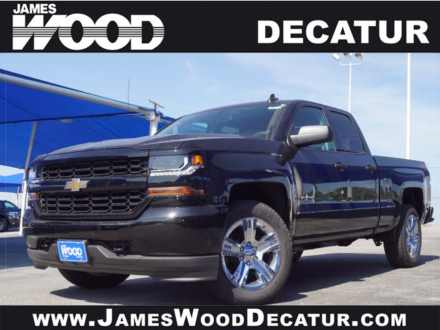 2018 Silverado 1500 Double Cab 4x4,  Pickup #182734 - photo 1