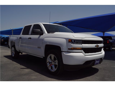 2018 Silverado 1500 Crew Cab 4x4,  Pickup #182909 - photo 3