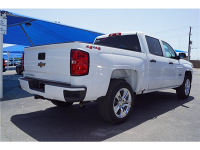 2018 Silverado 1500 Crew Cab 4x4,  Pickup #182909 - photo 4