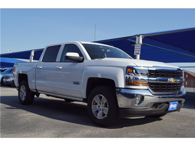 2018 Silverado 1500 Crew Cab 4x4,  Pickup #182946 - photo 3