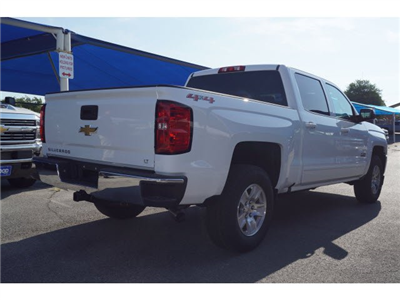 2018 Silverado 1500 Crew Cab 4x4,  Pickup #182946 - photo 4