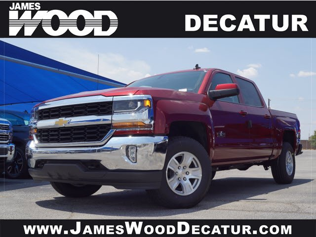 2018 Silverado 1500 Crew Cab 4x4,  Pickup #182975 - photo 1