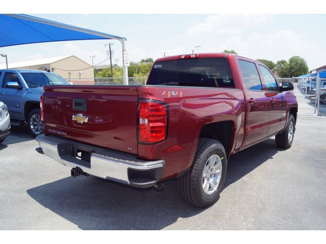 2018 Silverado 1500 Crew Cab 4x4,  Pickup #182975 - photo 4