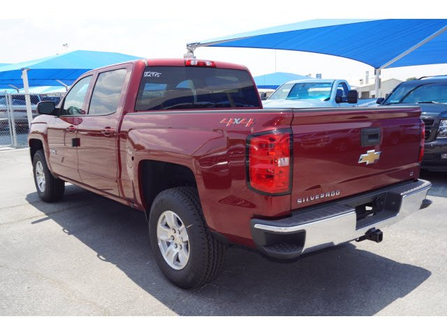 2018 Silverado 1500 Crew Cab 4x4,  Pickup #182975 - photo 2