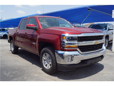 2018 Silverado 1500 Crew Cab 4x4,  Pickup #182975 - photo 3