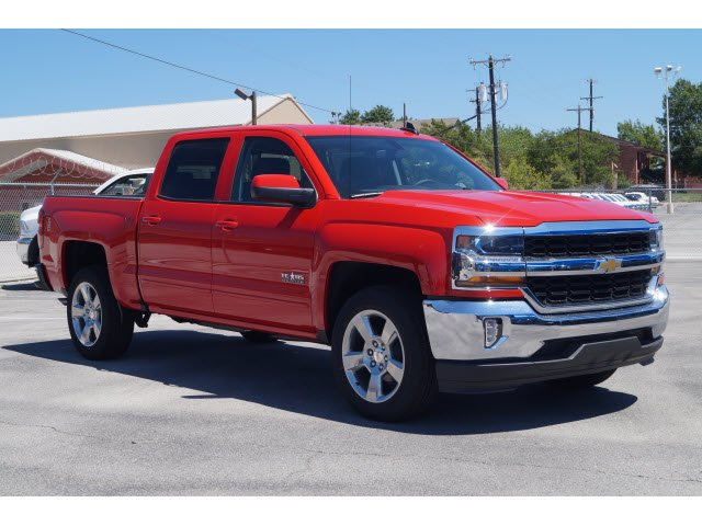 2018 Silverado 1500 Crew Cab 4x2,  Pickup #183082 - photo 4