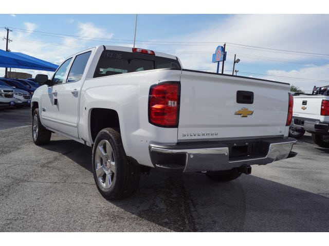 2018 Silverado 1500 Crew Cab 4x2,  Pickup #183116 - photo 2