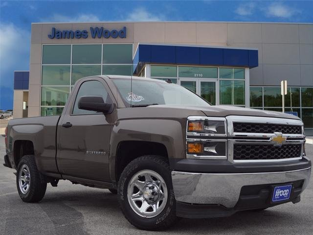 2014 Silverado 1500 Regular Cab 4x2,  Pickup #183220A1 - photo 1