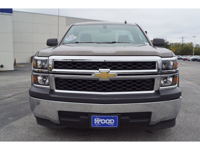 2014 Silverado 1500 Regular Cab 4x2,  Pickup #183220A1 - photo 3