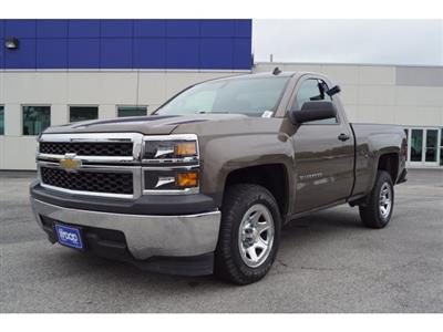 2014 Silverado 1500 Regular Cab 4x2,  Pickup #183220A1 - photo 4