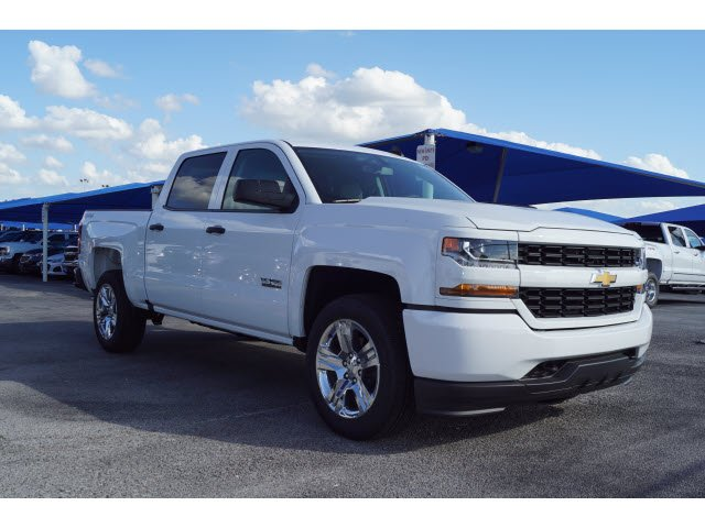 2018 Silverado 1500 Crew Cab 4x4,  Pickup #183329 - photo 3