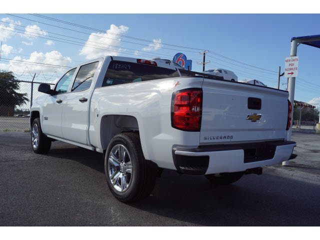 2018 Silverado 1500 Crew Cab 4x4,  Pickup #183329 - photo 2