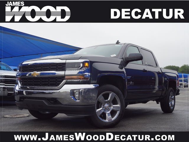 2018 Silverado 1500 Crew Cab 4x4,  Pickup #183333 - photo 1
