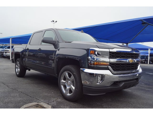 2018 Silverado 1500 Crew Cab 4x4,  Pickup #183333 - photo 3