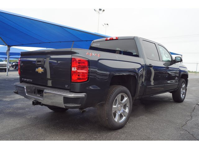 2018 Silverado 1500 Crew Cab 4x4,  Pickup #183333 - photo 4
