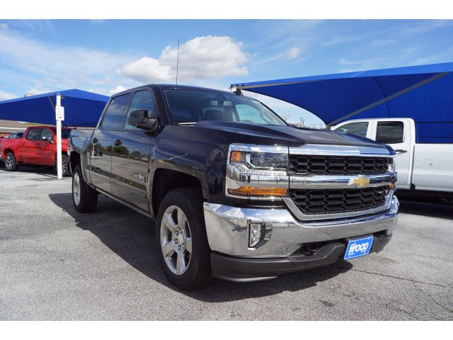2018 Silverado 1500 Crew Cab 4x4,  Pickup #183392 - photo 3
