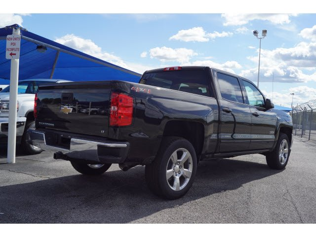 2018 Silverado 1500 Crew Cab 4x4,  Pickup #183392 - photo 4