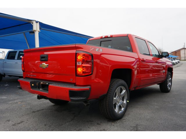 2018 Silverado 1500 Crew Cab 4x4,  Pickup #183667 - photo 4