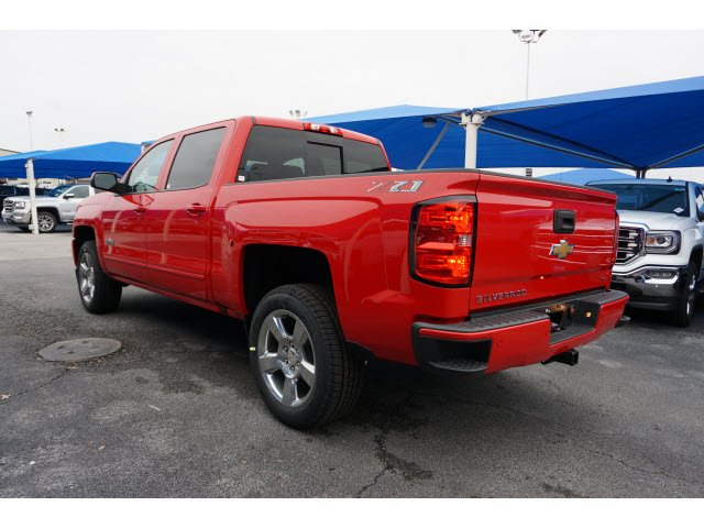 2018 Silverado 1500 Crew Cab 4x4,  Pickup #183667 - photo 2