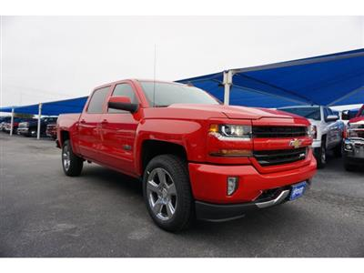 2018 Silverado 1500 Crew Cab 4x4,  Pickup #183667 - photo 3