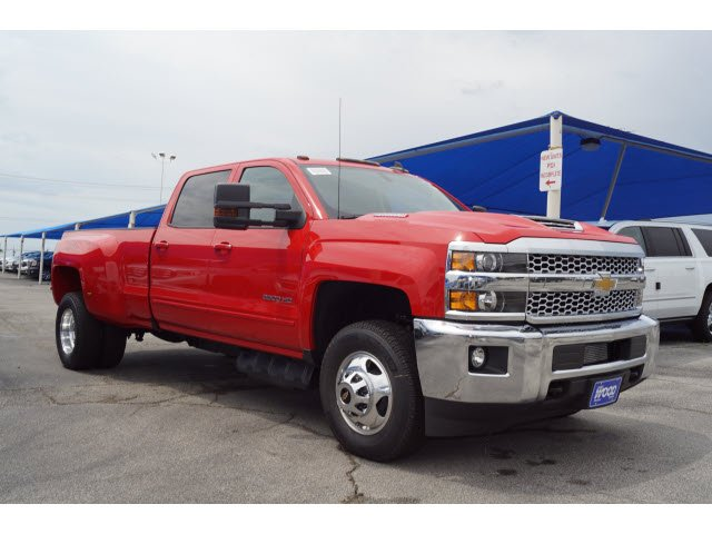 2019 Silverado 3500 Crew Cab 4x4,  Pickup #190063 - photo 3