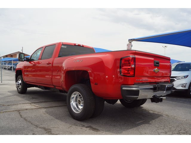 2019 Silverado 3500 Crew Cab 4x4,  Pickup #190063 - photo 2
