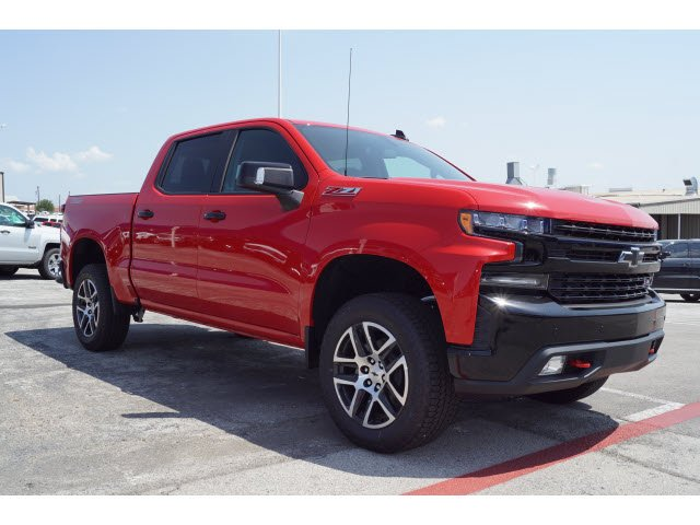 2019 Silverado 1500 Crew Cab 4x4,  Pickup #190257 - photo 4