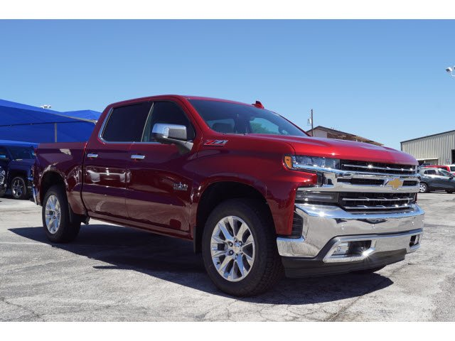 2019 Silverado 1500 Crew Cab 4x4,  Pickup #190359 - photo 3