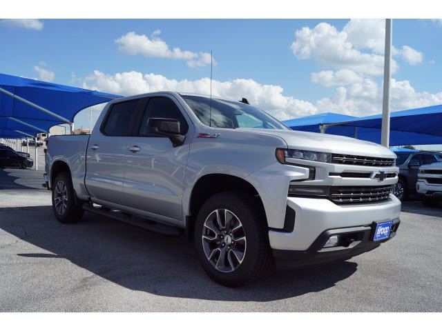 2019 Silverado 1500 Crew Cab 4x4,  Pickup #190427 - photo 3